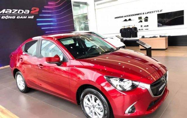 Bán Mazda 2 đời 2019, màu đỏ, nhập khẩu Thái0