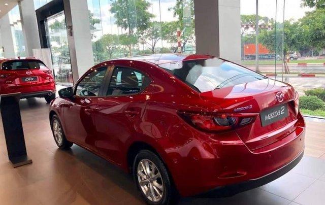 Bán Mazda 2 đời 2019, màu đỏ, nhập khẩu Thái2