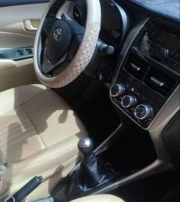Bán ô tô Toyota Vios năm 2019, màu trắng, xe zin 100%4