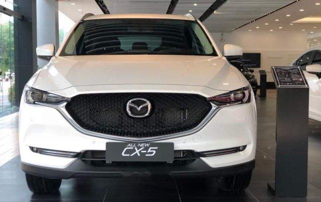 Bán xe Mazda CX 5 2.0 sản xuất 2019, màu trắng0