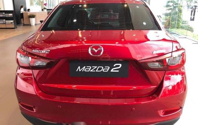Bán Mazda 2 đời 2019, màu đỏ, nhập khẩu Thái4