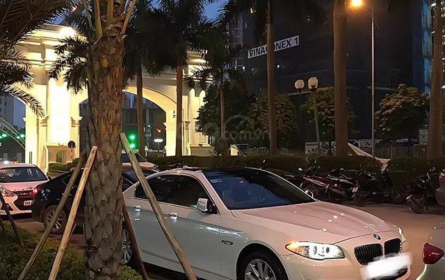 Bán xe BMW 528i sản xuất năm 2012, màu trắng, nhập khẩu  1
