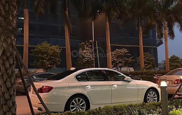 Bán xe BMW 528i sản xuất năm 2012, màu trắng, nhập khẩu  0