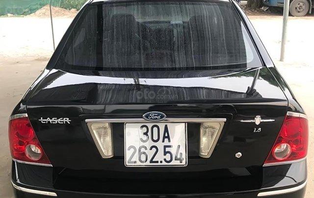 Bán Ford Laser Ghia 1.8 AT 2005, màu đen, số tự động 0