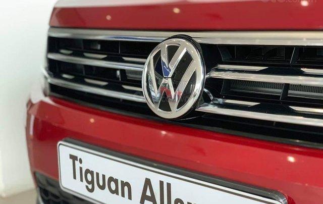 SUV 7 chỗ gầm cao, dáng mướt, vừa thể thao lại vừa khỏe khoắn Tiguan AllSpace, Model 20192