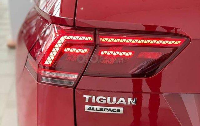 SUV 7 chỗ gầm cao, dáng mướt, vừa thể thao lại vừa khỏe khoắn Tiguan AllSpace, Model 20194