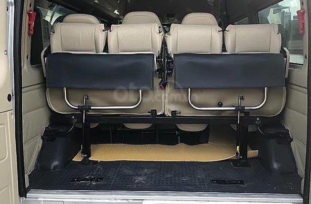 Bán xe Ford Transit Luxury đời 2016, màu bạc3