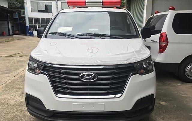 Bán Hyundai Grand Starex 2019, màu trắng, nhập khẩu0