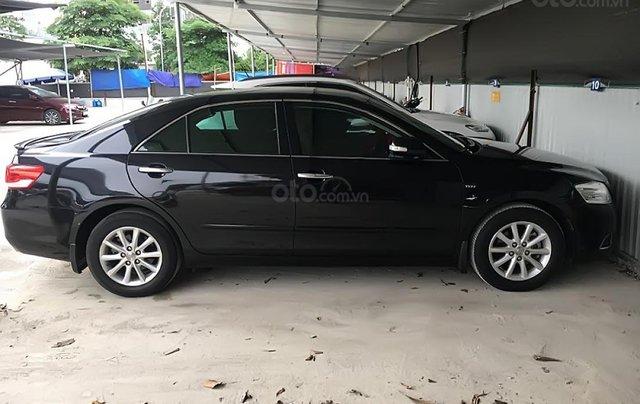 Bán Toyota Camry 2.4G đời 2010, màu đen, xe gia đình0