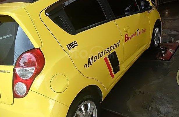 Bán Chevrolet Spark 2013, màu vàng, giá 170tr2