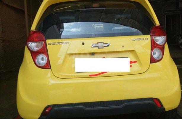 Bán Chevrolet Spark 2013, màu vàng, giá 170tr4