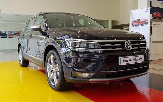 SUV 7 chỗ (Nhập Đức) model 2019 Tiguan Allspace, tiêu chuẩn Đức, công nghệ Đức, siêu bền bỉ, lái rất đã0