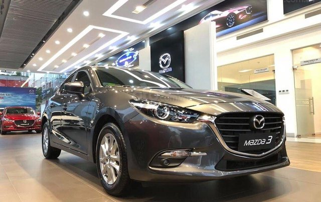 Bán Mazda 3 Luxury (FL 2019) nhiều ưu đãi cực Hot trong tháng 10/20190