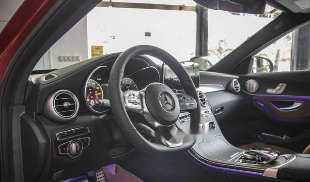 Bán Mercedes C300 AMG năm sản xuất 2019, màu đỏ, mới tinh 100% 3