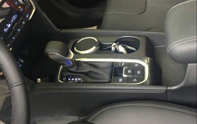 Bán ô tô Hyundai Santa Fe 2019, màu đen4