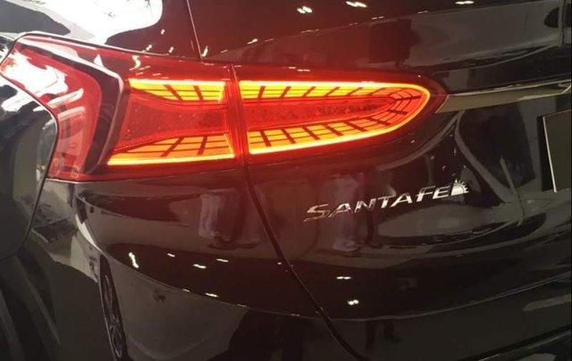 Bán ô tô Hyundai Santa Fe 2019, màu đen3