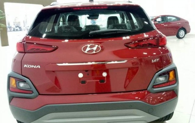 Cần bán Hyundai Kona đời 2019, màu sắc bắt mắt và độc đáo3
