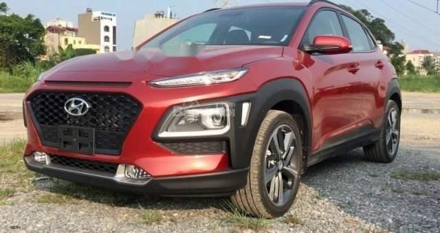 Cần bán Hyundai Kona đời 2019, màu sắc bắt mắt và độc đáo1