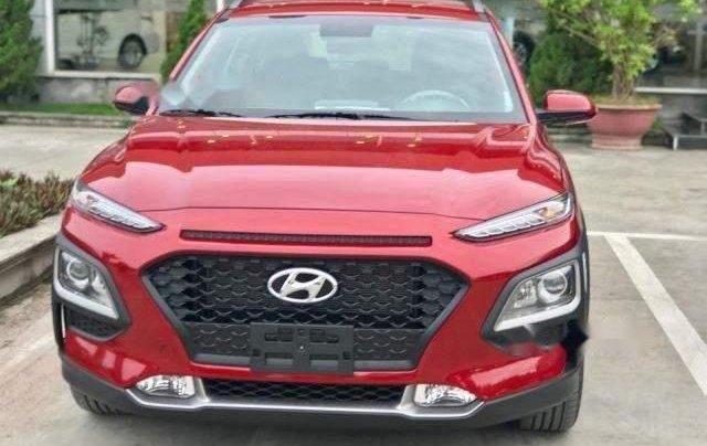 Cần bán Hyundai Kona đời 2019, màu sắc bắt mắt và độc đáo0