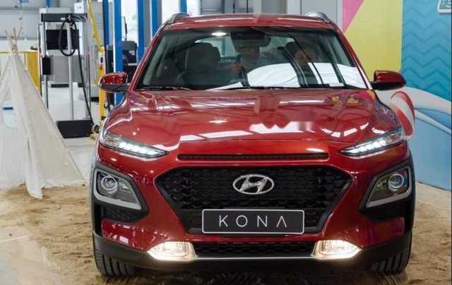Cần bán Hyundai Kona đời 2019, màu sắc bắt mắt và độc đáo2