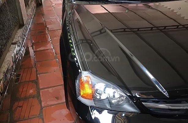 Bán xe Daewoo Magnus đời 2005, màu đen, nhập khẩu 1