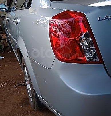 Bán Daewoo Lacetti sản xuất 2010, màu bạc, xe gia đình 1