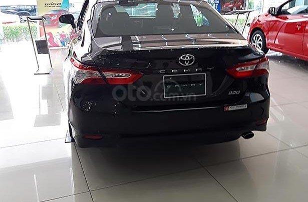 Bán Toyota Camry 2.0G đời 2019, màu nâu, nhập khẩu1