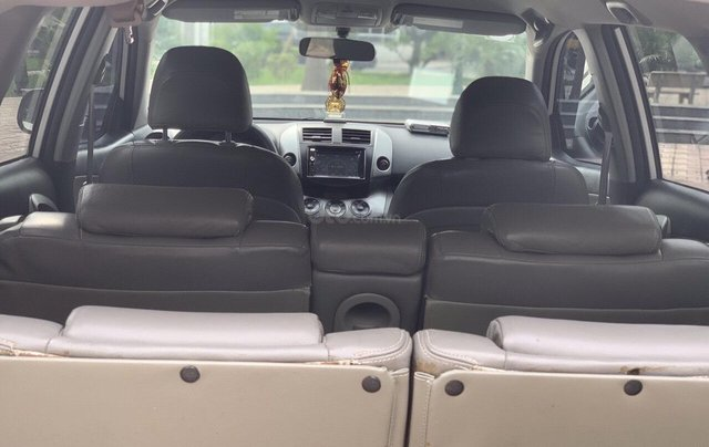 Cần bán xe Toyota RAV4 3.5AT đời 2008, màu trắng, nhập khẩu nguyên chiếc, giá chỉ 480 triệu4