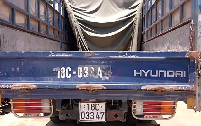 Bán xe Hyundai HD 72 2004, màu xanh lam, nhập khẩu1
