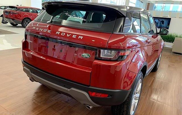 Bán LandRover Range Rover Evoque SE Plus 2018, màu đỏ, nhập khẩu1