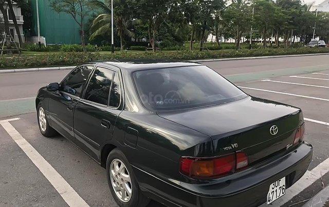 Bán Toyota Camry đời 1997, màu đen, nhập khẩu4