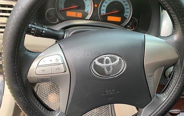 Bán Toyota Corolla altis 1.8 AT năm 2011, màu đen, xe gia đình 3