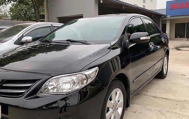 Bán Toyota Corolla altis 1.8 AT năm 2011, màu đen, xe gia đình 0