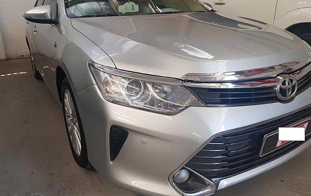 Bán xe cũ Toyota Camry 2.5G đời 2015, màu bạc3