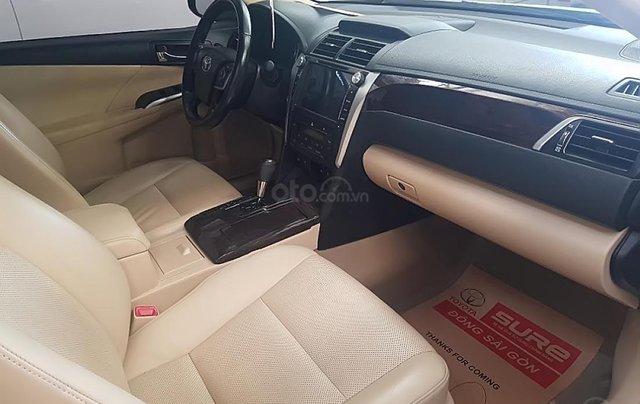 Bán xe cũ Toyota Camry 2.5G đời 2015, màu bạc2