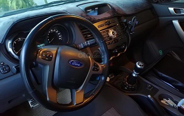 Bán Ford Ranger XLT 2.2 sản xuất 2014, màu đen, nhập khẩu 1