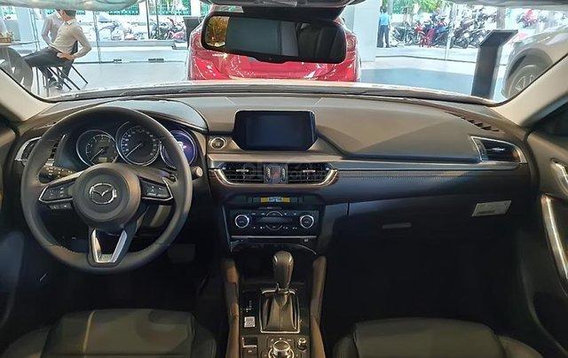 Bán Mazda 6 2.0L Premium 2019, màu trắng, 873 triệu2