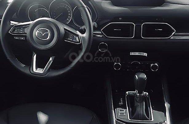 Bán xe Mazda CX 5 2.5 AT 2WD đời 2019, màu xanh, mới 100%2