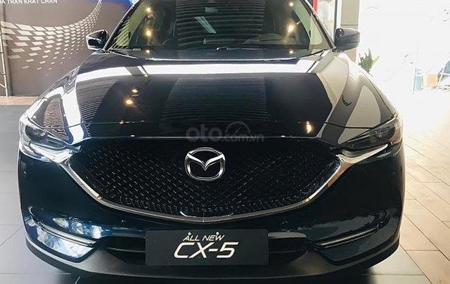 Bán xe Mazda CX 5 2.5 AT 2WD đời 2019, màu xanh, mới 100%0