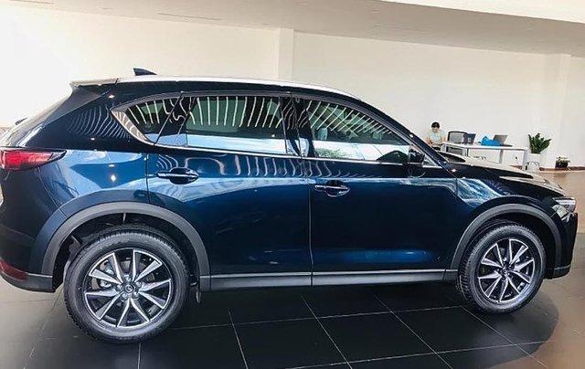 Bán xe Mazda CX 5 2.5 AT 2WD đời 2019, màu xanh, mới 100%1