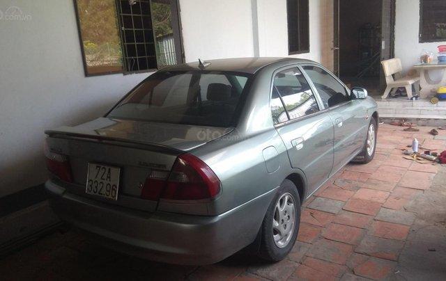 Cần bán xe Mitsubishi Lancer 1.6 MT, màu xám chính chủ3