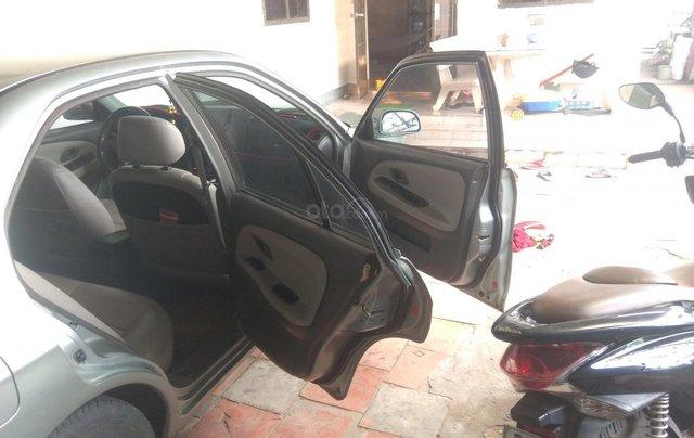 Cần bán xe Mitsubishi Lancer 1.6 MT, màu xám chính chủ8