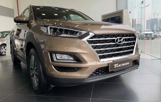 Bán Hyundai Tucson Facelift 2020 mới - Giảm giá sâu - Cam kết giá tốt nhất toàn hệ thống0