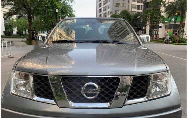 Cần bán xe Nissan Navara sản xuất năm 2012, xe nhập5