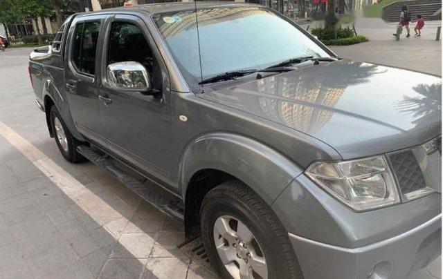 Cần bán xe Nissan Navara sản xuất năm 2012, xe nhập0