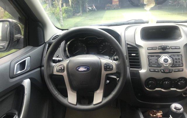 Bán Ford Range XLT 2.2L, hai cầu, số sàn, sản xuất 2013, đk 20147