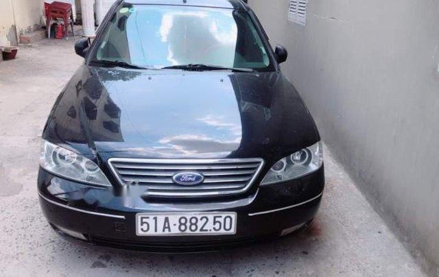 Cần bán xe Ford Mondeo đời 2004, màu đen, xe nhập0