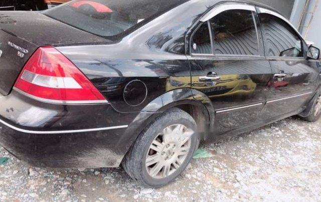 Cần bán xe Ford Mondeo đời 2004, màu đen, xe nhập3