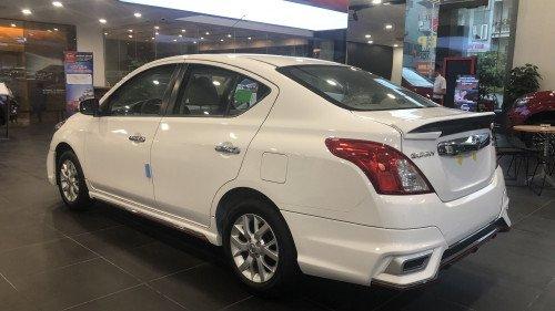Bán ô tô Nissan Sunny 1.5 AT 2018, màu trắng giá cạnh tranh2