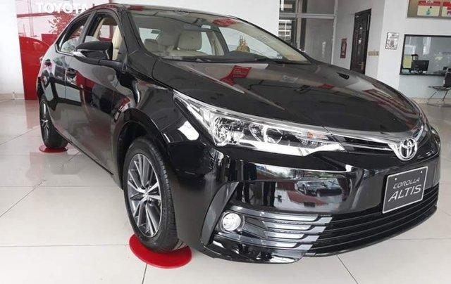 Bán xe Toyota Corolla Altis năm 2019, tặng ngay gói khuyến mãi hè0